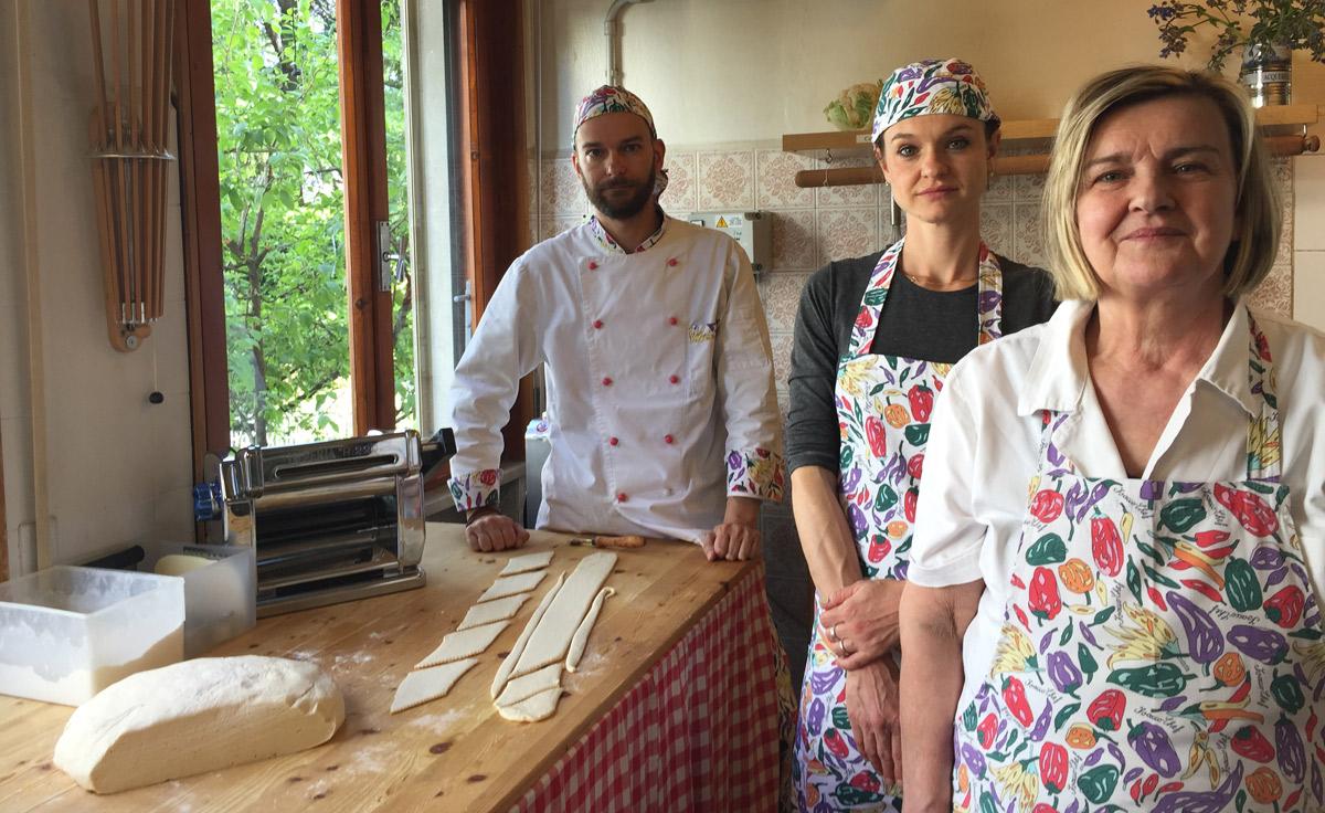 Alla Trattoria Milla, la cucina è un affare di famiglia!